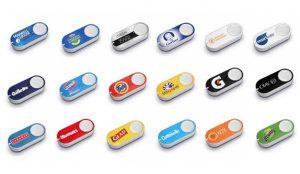 Los botones Dash de Amazon solo serán virtuales