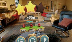 Angry Birds se lanza a la realidad aumentada