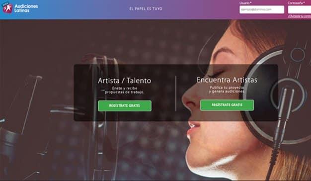 Hacer casting en línea en México ya es una realidad