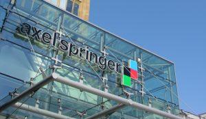 Axel Springer sigue creciendo gracias al negocio digital