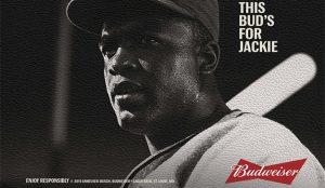 Budweiser y Spike Lee se unen para homenajear al beisbolista Jackie Robinson