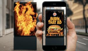 Burger King insta a los usuarios a