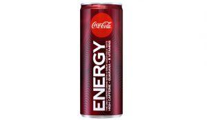 Así es Coca-Cola Energy, la primera bebida energética con sabor a Coca-Cola