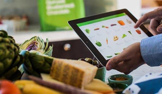 compra online productos alimentación consumo