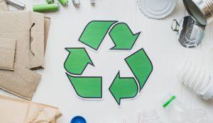 Condé Nast apuesta por los materiales reciclables