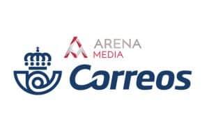 Correos vuelve a confiar en Arena Media para desarrollar la gestión y estrategia de medios