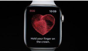 El Apple Watch Series 4 ya podrá hacer electrocardiogramas en España