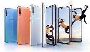 Así es el Galaxy A70, el nuevo teléfono de gama media de Samsung
