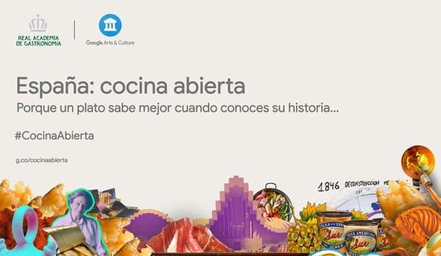 Google España: cocina abierta