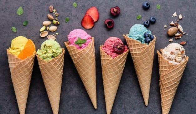 LG presenta una máquina de hacer helados que funciona con cápsulas en el SXSW