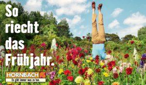 La agencia Heimat anuncia la primavera con humor en su última campaña para Hornbach