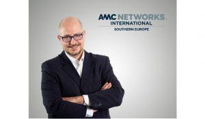 Ildefonso Tébar, nuevo Director Comercial, Marketing y Digital de AMC Networks International Southern Europe