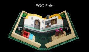 LEGO se une a la moda plegable con
