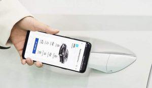 Hyundai Motor Group desarrolla una llave digital a través del smartphone