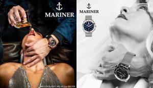 La marca de relojes Mariner se disculpa por sus anuncios sexistas