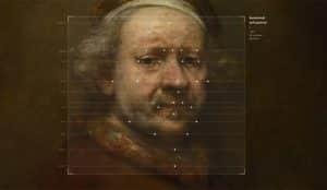 Un resucitado Rembrandt enseña sus técnicas pictóricas en internet gracias a la tecnología