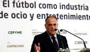 LaLiga lanzará su plataforma OTT a pesar del anteproyecto de Ley del Deporte