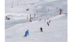 Aramon: sol y nieve para desconectar del estrés laboral