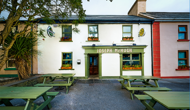 Guinness y Turismo de Irlanda se unen en una experiencia única: