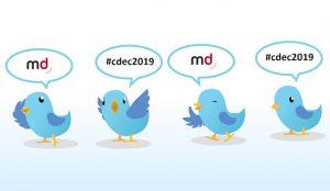 MarketingDirecto.com vuela alto en el c de c 2019 con más de 6,2 millones de impactos en Twitter