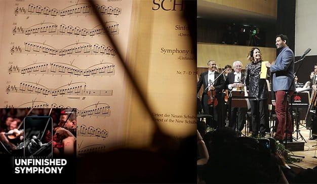 La Sinfonía inconclusa No. 8 de Schubert es completada gracias a la IA