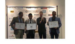 Vertical3 Media gana el Oro 2019 por Campaña de Marketing Digital del año