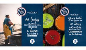 Carrefour lanza la nueva campaña de