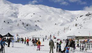 Papá Noel y los Reyes Magos se decantan por las estaciones de esquí
