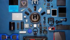 China es el mayor fabricante y distribuidor de productos electrónicos