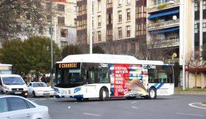 Avenir comercializará la publicidad de más de 460 autobuses del Grupo Ruiz