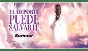 Telepromos, predicadores y milagros: Rosebud firma una nueva campaña de TV para Sprinter