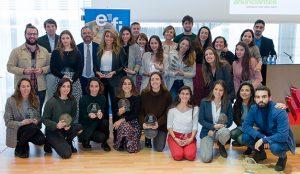 La Asociación Española de Anunciantes entrega los Premios de la I Edición del Programa Eficacia Universidades