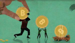 El depauperado bitcoin, ¿de nuevo en la cresta de la ola?