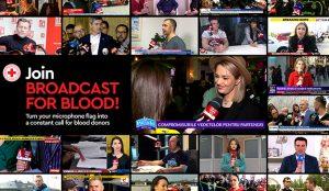 Cruz Roja quiere que la necesidad de donar sangre sea noticia constantemente