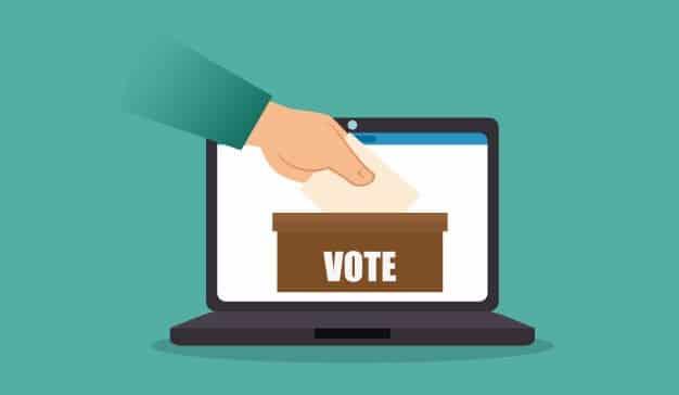 Elecciones redes sociales