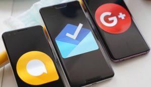 Google +, Inbox y Allo se despiden definitivamente este 2 de abril