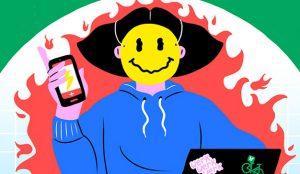 Los jóvenes gastan poca saliva hablando de las marcas y la digitalización tiene la culpa