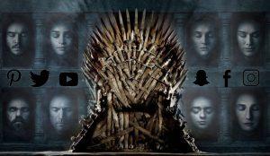 Los 7 reinos del social media: así son los alter ego de los personajes de Juego de Tronos