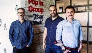 Ibay Prieto, más músculo creativo en la dirección de Pop In Group