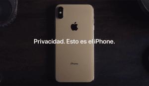 Disfrutar de la tecnología más avanzada sin renunciar a la privacidad, posible gracias a Apple