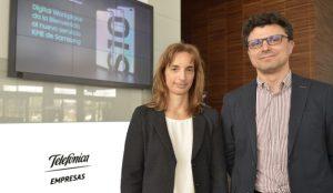 Samsung y Telefónica llegan a un acuerdo para impulsar la digitalización de los empleados