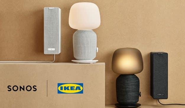 IKEA y Sonos