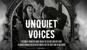Esta campaña da voz a mujeres víctimas de abusos en antiguas películas mudas