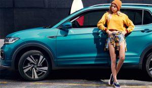 Cara Delevingne y sus múltiples rostros se ponen al volante de esta campaña de Volkswagen