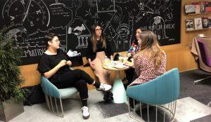 Poniendo rostro al talento de las ganadoras de los Young Lions PR Spain