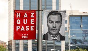 Kitchen firma la exitosa campaña electoral del PSOE