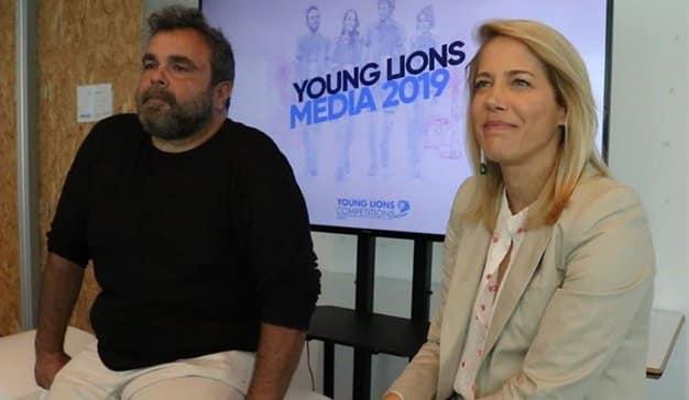Kika Samblás y Gonzalo Figari