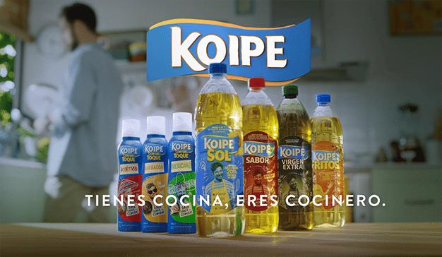 &Rosàs reivindica los superpoderes aplicados a la cocina en su ultima campaña para Koipe