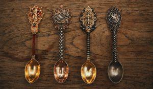 Magnum crea unas cucharas inspiradas en las casas de Juego de Tronos