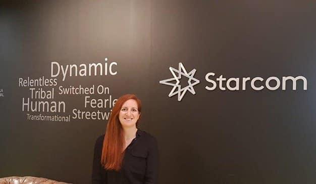 Patricia Serrano, nueva Account Manager de Starcom